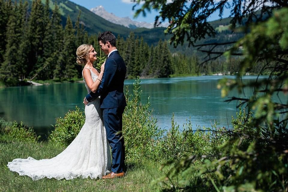 Destination Wedding in Banff | A Wedding at the Fenlands | Banff, Canada