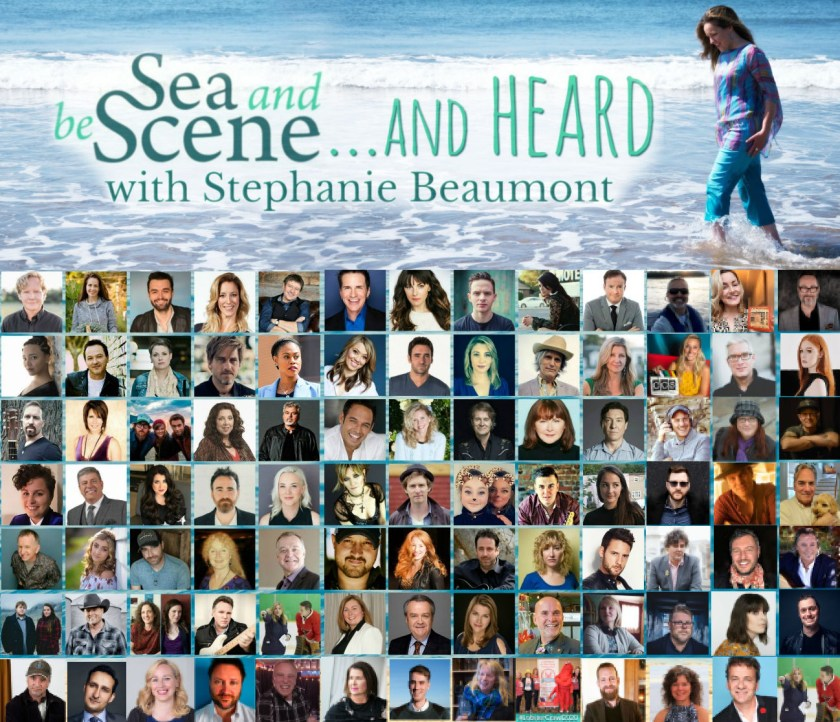 SEA AND BE SCENE... And HEARD year 3
