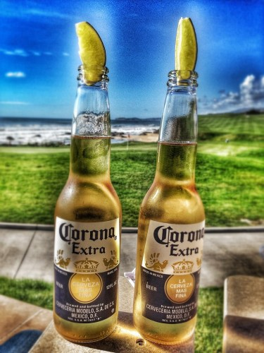 Find Your Beach // Corona Bottles // Half Moon Bay, CA