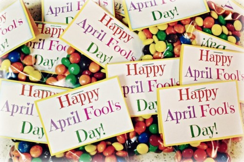 April Fool's Day Ideas // Party Treats // Free Printables