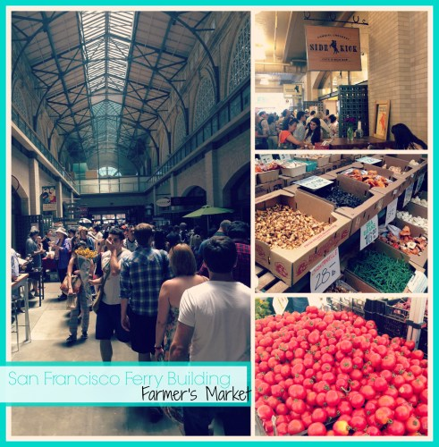 San Francisco, CA  // Ferry Building One // Farmers Market