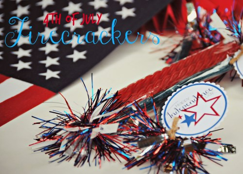4th of July // Independence Day // Party Favors // Licorice Treats