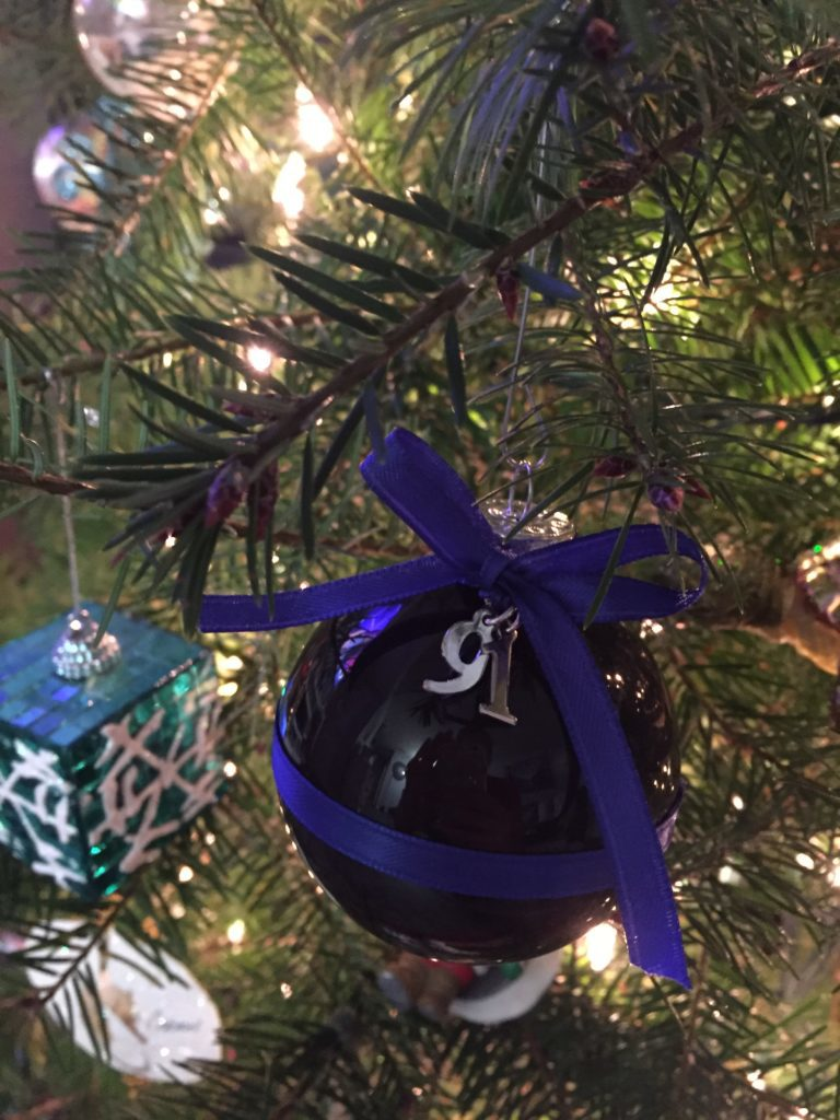 diy police officer bulb ornament - Police Officer Christmas Decorations