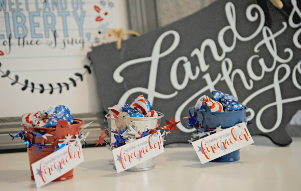 Fourth of July Party Favors Cute 4th of July gifts