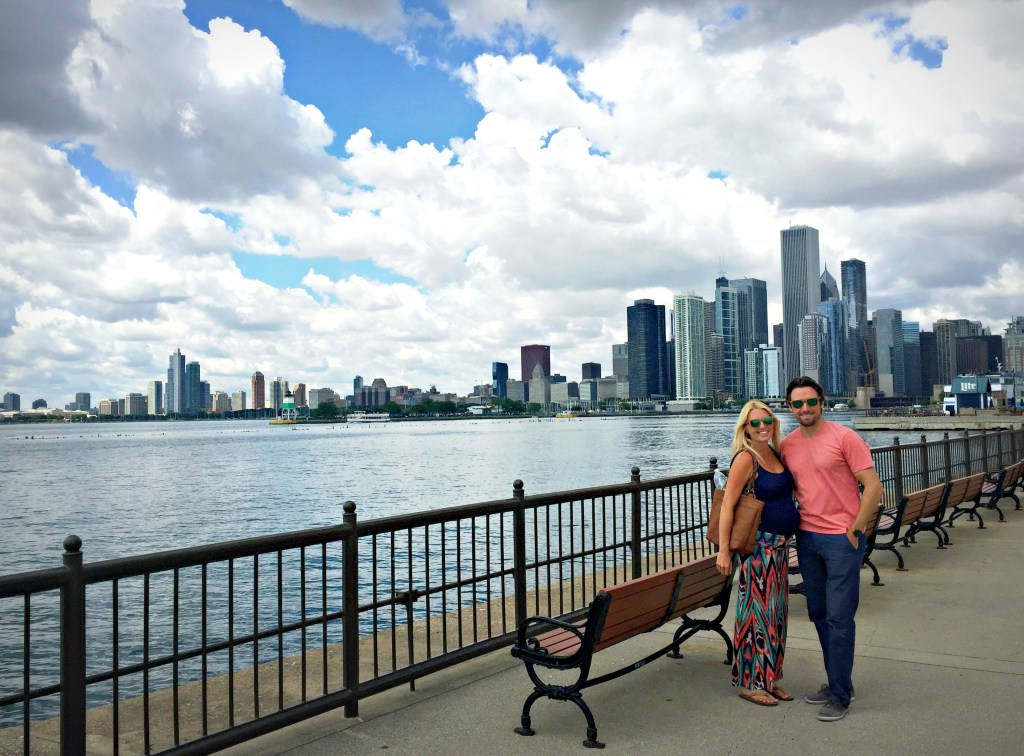 A Day in Chicago - Navy Pier 2