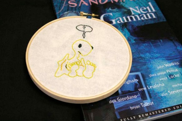 embroidery and the sandman vol. 8