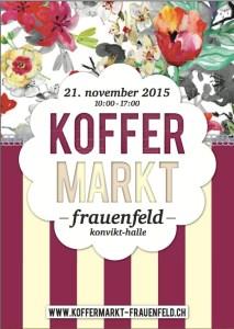 Koffermarkt Frauenfeld 21.11.15