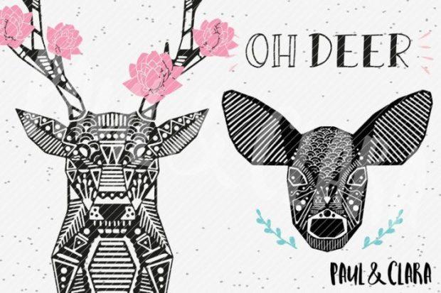 Oh deer - Paul & Clara