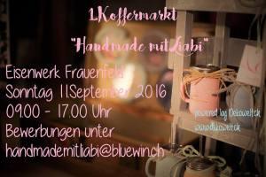 Koffermarkt Frauenfeld 11.09.16