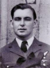Ronald Lang, the mid-upper gunner