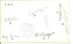 scott - crew, signatures
