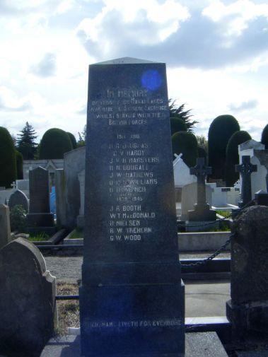 Emerson - geoffrey wood memorial