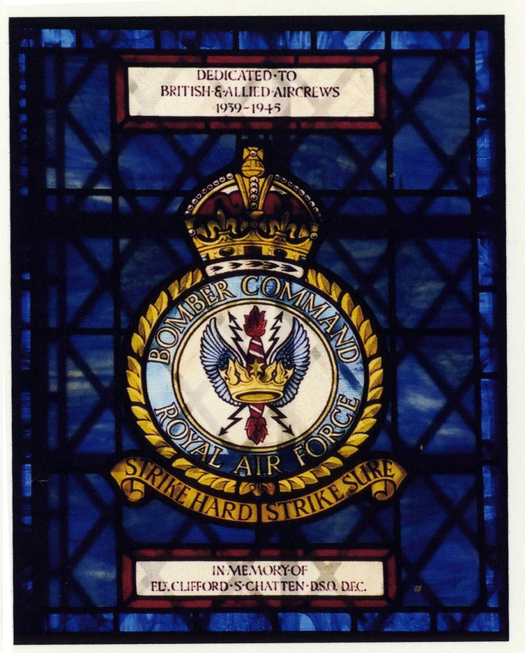 Chatten memorial window