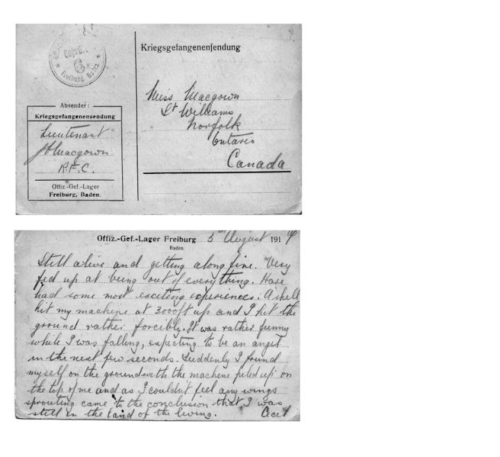 macgown-first-world-war