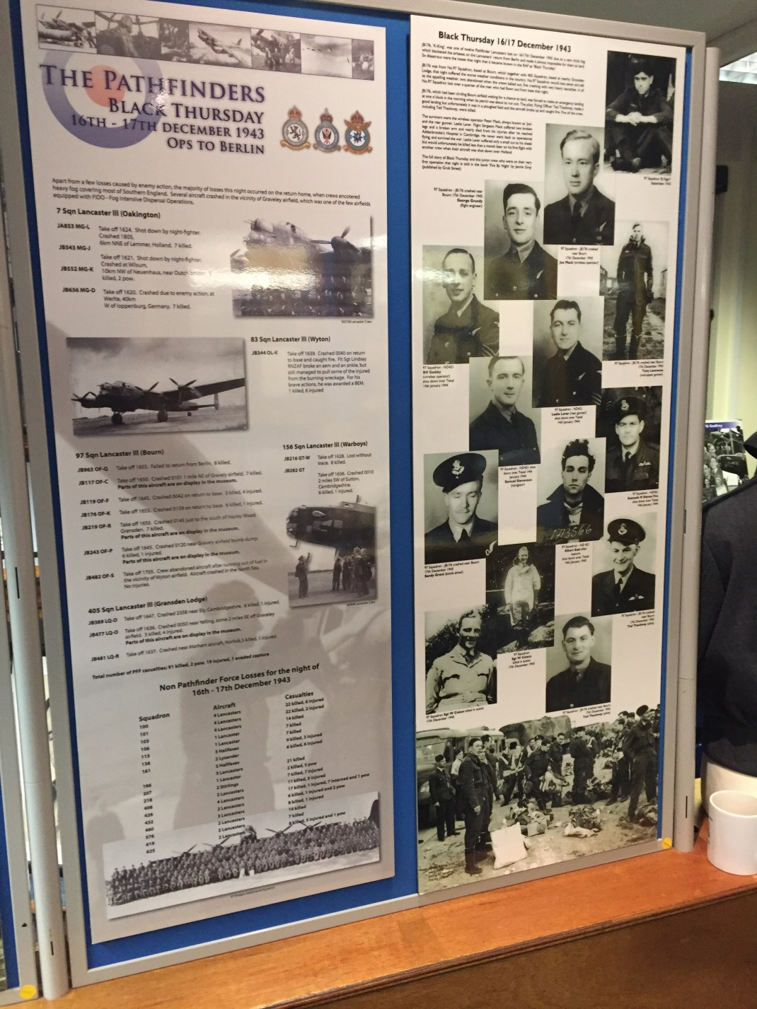 display at RAF Wyton