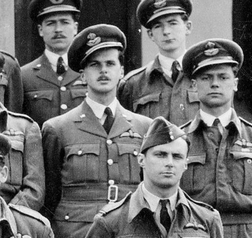 Clarke at Upavon 1942