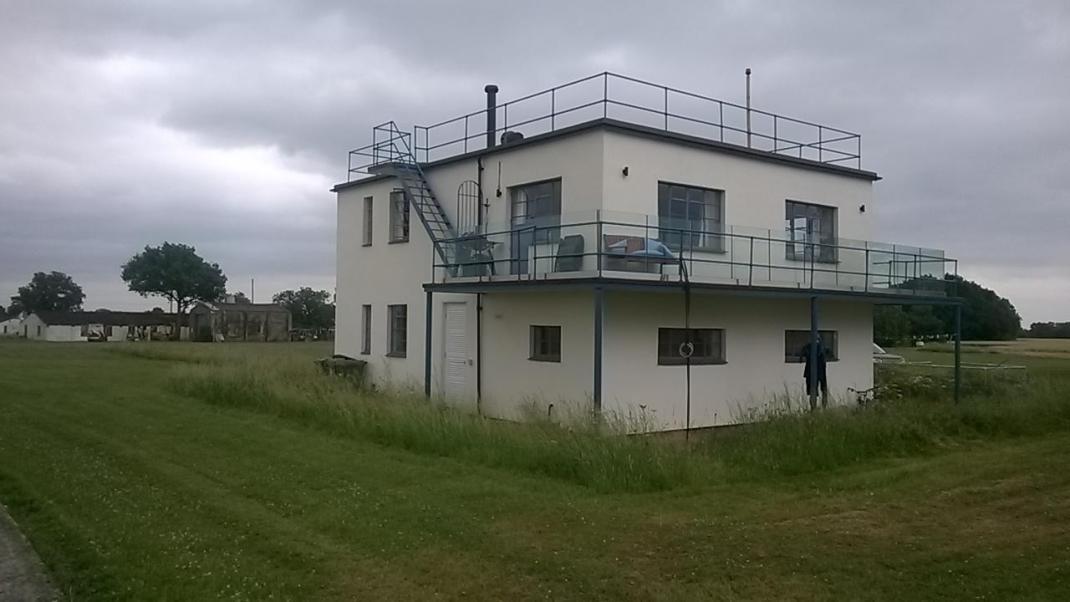 Control Tower Little Staughton