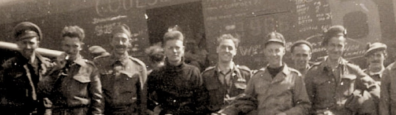 POWs brought back from Lubeck, near Kiel, 9 May 1945