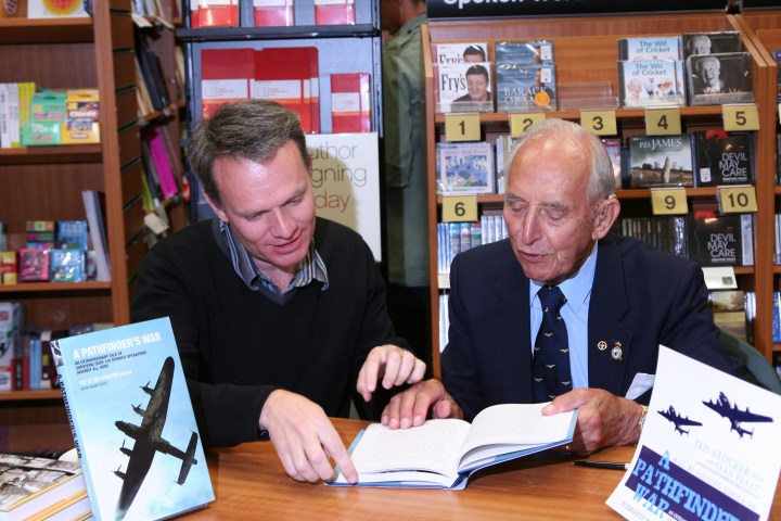 Sean and Ted, Waterstones 2009