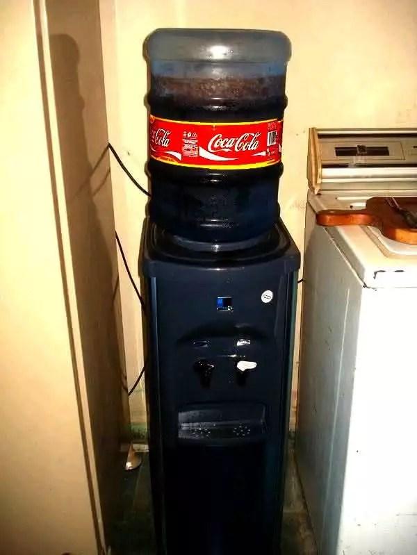 Coca-Cola de 20 litros