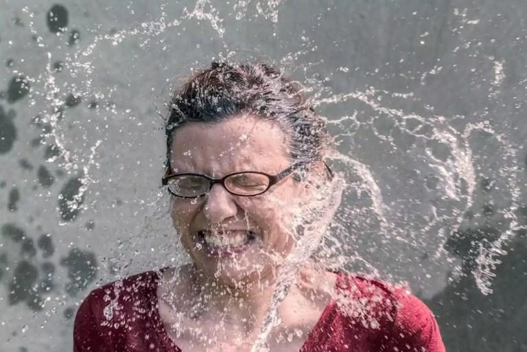 técnicas para cagar banho demorado