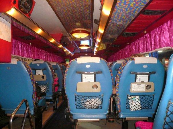Cómo viajar desde Bangkok a Chiang Mai (4/6)