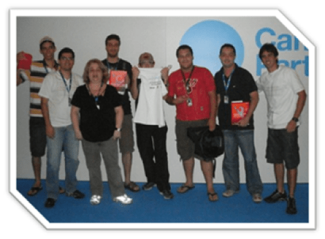 Desafio de Interoperabilidade promovido pela Microsoft durante a Campus Party 2010