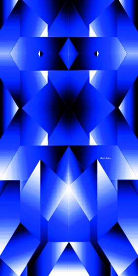 Geometrics by Rafael Salazar Artist from Colombia Copyright 2015 - All rights reserved by the author. #artwork #geometric #lineal #paintings #rafaelsalazar #colombia #blue Geometric tribute to Natal Colombia. COPYRIGHT NOTICE: ALL my art pieces on this website are protected by the U.S. and international copyright laws, all rights reserved. Each image here may not be copied, reproduced, manipulated or used in any way, without written permission of Rafael Salazar.Ê The purchase of any of my prints does not transfer reproduction rights.Ê NOTE - No Fine Art America watermark shall appear on any of my finished prints. They are strictly utilized for the security on this site. Website: RafaelSalazar.com Twitter: @Rafael_SalazarS Pinterest: RafaelSalazar lineal; geometric; perspective; rafael salazar; artwork; prints; canvas; prints; framed prints; metal prints; acrylic prints; prints; posters; iphone cases; galaxy cases; portable battery chargers; home decor; throw pillows; duvet covers; shower curtains; pouches; towels; beach towels; weekender tote bags; tote bags; apparel; mens apparel; womens apparel; youth apparel; licensing