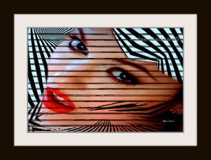 Portrait by Rafael Salazar