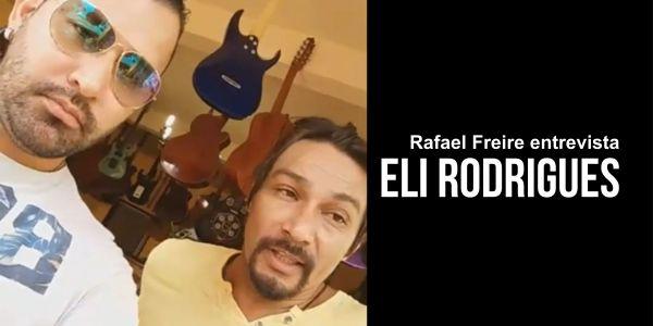 Rafael Freire entrevista o luthier Eli Rodrigues