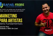 Palestra marketing para artistas - Rafael Freire