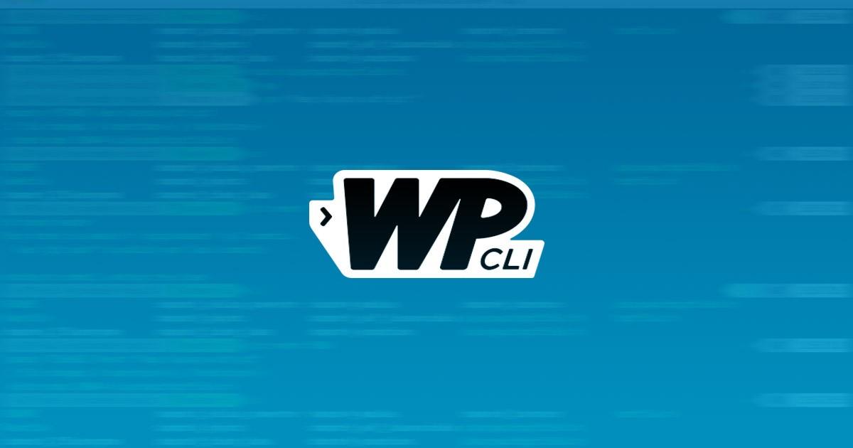 Importing several XML Files to WordPress with WP-CLI - Rafael Funchal
