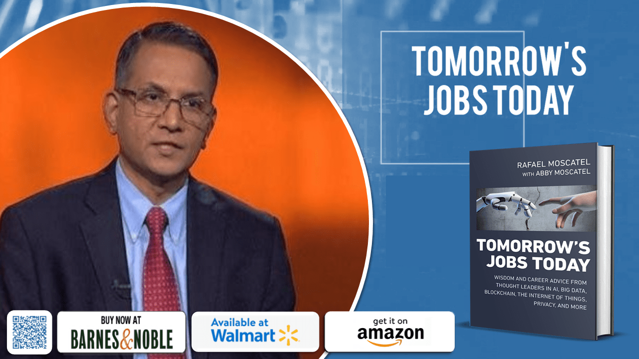 Anand Rao - PwC - PriceWaterhouse Coopers - Tomorrow's Jobs Today - AI