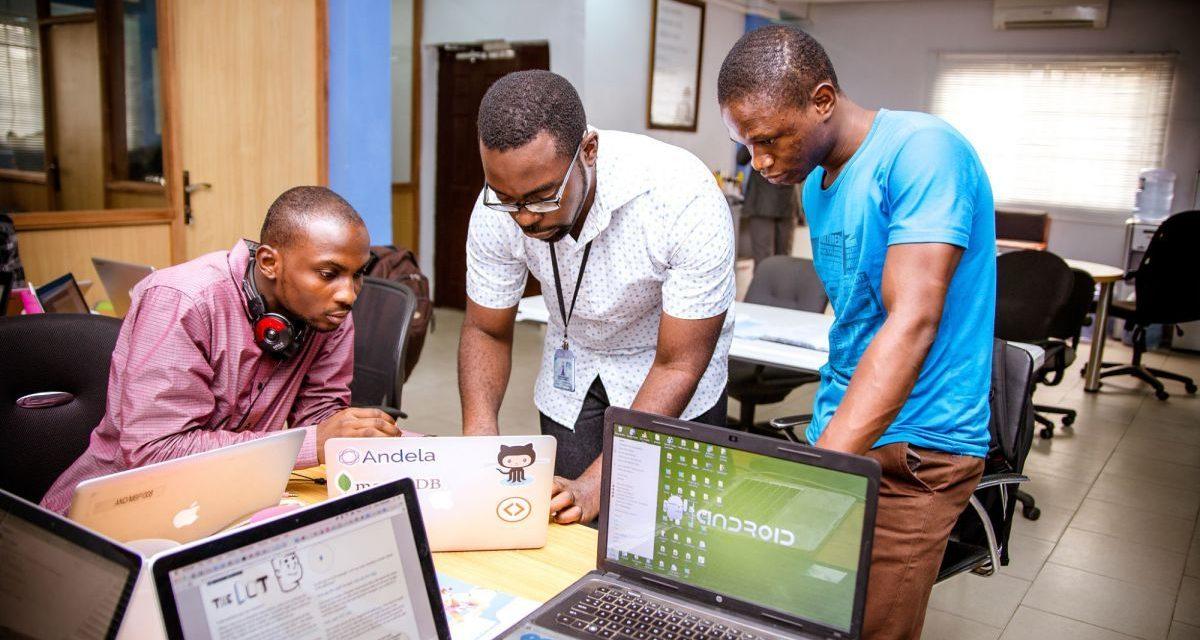 Africa - Tomorrow's Jobs Today - Upward Mobility
