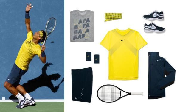 Relentless This Summer. Rafael Nadal's collection is designed for amplified breathability and sweat-wicking comfort.