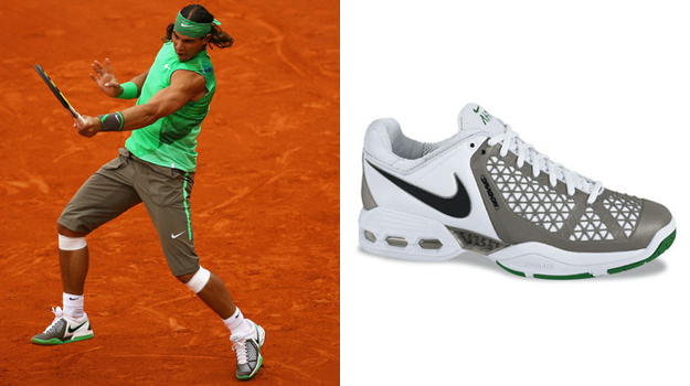 The Complete Sneaker History Of Rafael Nadal At The French Open Rafael Nadal Fans