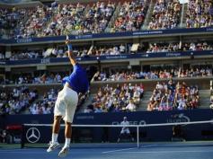 Nadal fait preuve d'une ténacité extraordinaire. Il évite une défaite en trois sets mais s'incline logiquement en quatre. C'est l'année Djokovic, qui réalise le petit chelem.