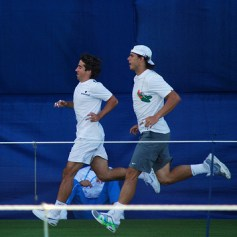 Rafa and Marc Lopez - Rafael Nadal Fans (10)