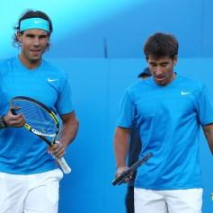 Rafa and Marc Lopez - Rafael Nadal Fans (15)