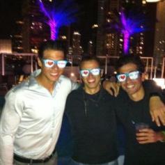 Rafa and Marc Lopez - Rafael Nadal Fans (9)