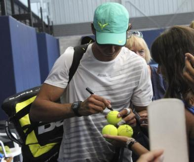 Rafa practicing in Manacor - Rafael Nadal Fans (1)