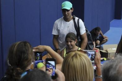 Rafa practicing in Manacor - Rafael Nadal Fans (2)