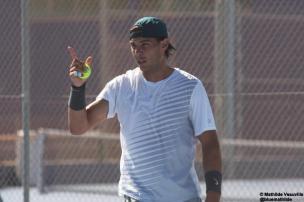 Rafa's practicing in Manacor - Rafael Nadal Fans (2)