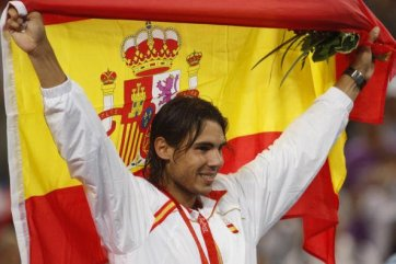 Olympics 2008 - Rafael Nadal Fans (22)