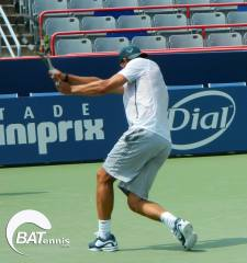 Rafael Nadal and Richard Gasquet - Montreal 2013 (4)