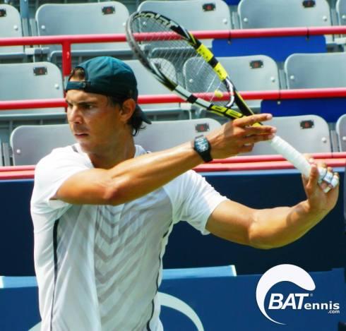 Rafael Nadal and Richard Gasquet - Montreal 2013 (5)