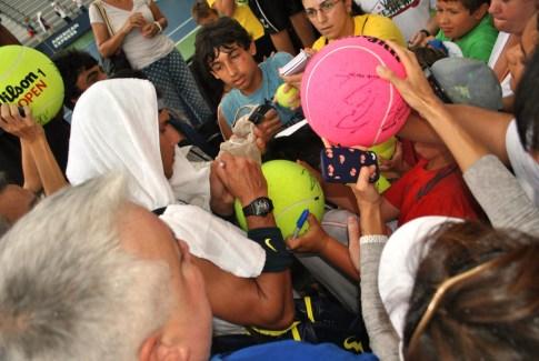 Rafael Nadal Fans - US Open 2013 (1)