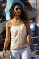 Girlfriend Maria Xisca Watching Rafael Nadal - US Open 2013 (4)