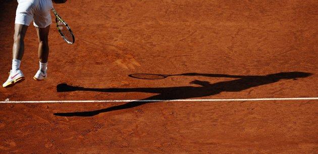 Rafael Nadal beats Sergiy Stakhovsky 60 60 64 Davis Cup (4)
