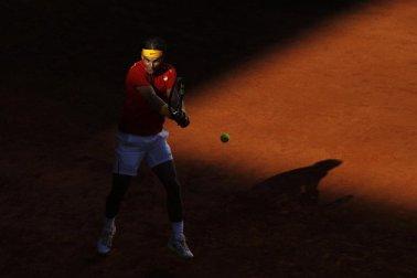 Rafael Nadal beats Sergiy Stakhovsky 60 60 64 Davis Cup (6)